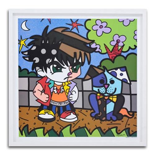 Quadro Decorativo Memories em Madeira - 68x68 cm