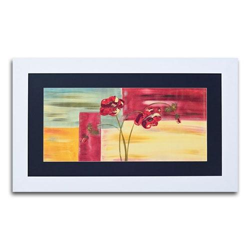 Quadro Decorativo Natural Color em Madeira - 95x58 cm
