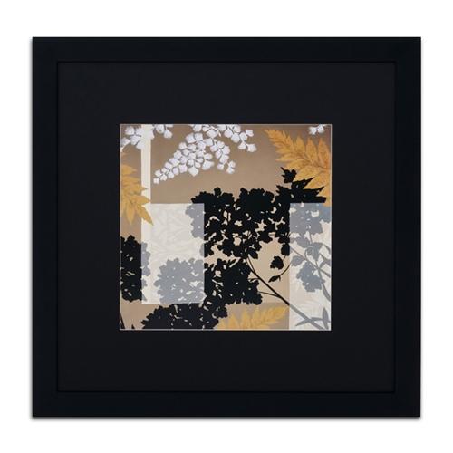 Quadro Decorativo Natural Diversity em Madeira - 89x89 cm