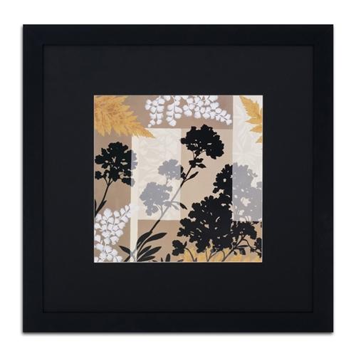 Quadro Decorativo Natures em Madeira - 89x89 cm