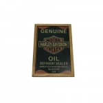Quadro Harley Davidson genuine oil