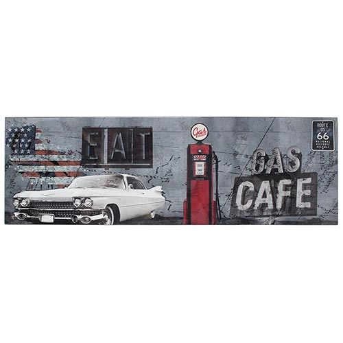 Tela Impressa em Laca Gas Cafe Fullway - 45x140 cm