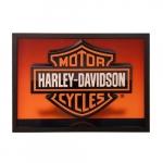 Quadro logo Harley