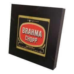 Quadro Luminária Brahma com Leds em MDF Laqueado - 36x36 cm R$ 439,90 R$ 309,90 6x de R$ 51,65 sem juros