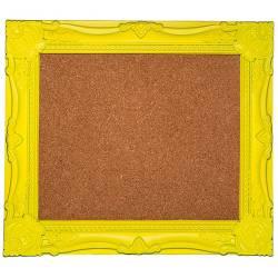 Quadro New Cirque Amarelo em Cortiça - Urban - 40,3x34,7 cm R$ 75,90 R$ 54,90 1x de R$ 49,41 sem juros