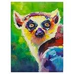 Quadro Pintura de Marsupial Fullway - 120x90 cm