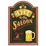 Quadro Saloon Chopp Oldway