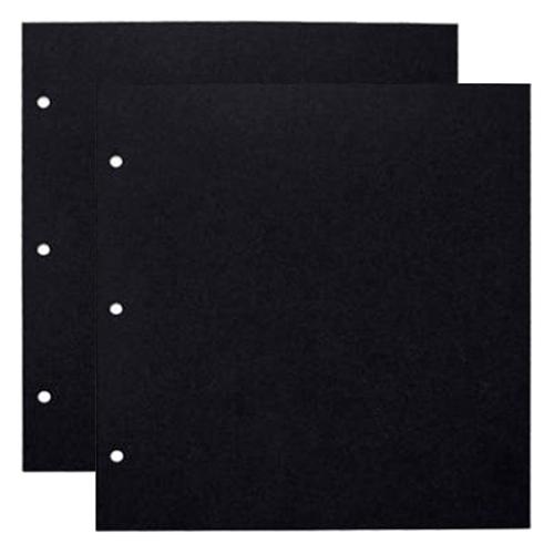 Refil para Álbum de Fotos Scrap Formato 23x23 - 20 Folhas - 21,5x20,2 cm