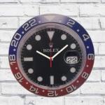 Relógio Vidro pulso vermelho