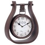 Relógio Antiqueté Paris Pendurado em Metal