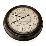 Relógio Classic Brown em Metal