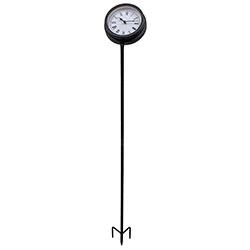 ae926b02aa2 Relógio com Estaca para Jardim Greenway - 110x16 cm