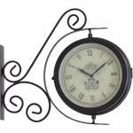 Relógio Estação Le Jardin Greenway - 30x37x9cm