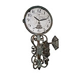 Relógio Estação Paris Dupla Face Oldway