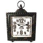 Relógio de Mesa Quadrado Kensington Station Oldway