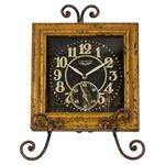Relógio de Mesa/Parede Shabby Chic Oldway - 36x32 cm