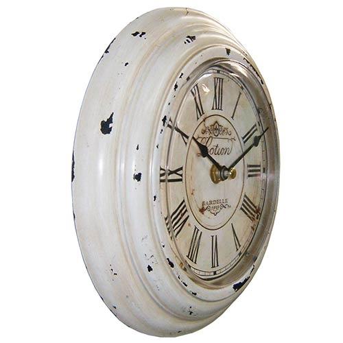 Relógio Metal Lotion Oldway - 22cm