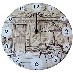 Relógio de Parede Bar e Café R$ 129,95 R$ 93,95 1x de R$ 84,56 sem juros