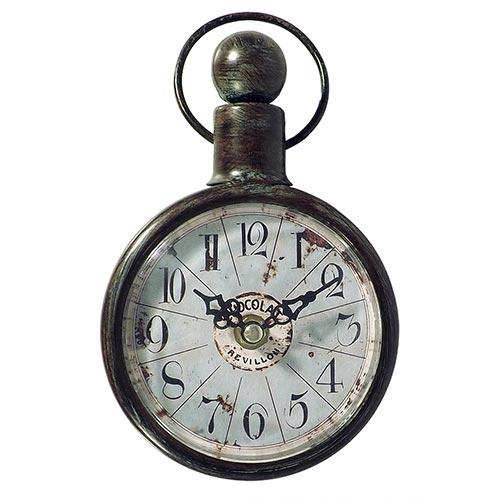 Relógio de Parede Chocolat Oldway - 18x12cm