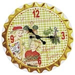 Relógio de Parede Countryside Fullway - 50x50 cm
