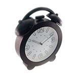 Relógio de Parede Decorativo Preto