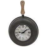 Relógio de Parede Frigideira/Talheres Oldway