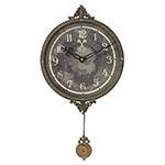 Relógio de Parede Hotel Dumonde Pêndulo Oldway