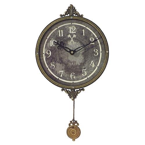 085a0dc6158 Relógio de Parede Hotel Dumonde Pêndulo Oldway - Compre Relógios de Parede