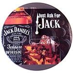 Relógio de Parede Jack Daniels Old Time