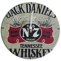 Relógio de Parede Jack Daniels Tennessee Whisky R$ 129,95 R$ 93,95 1x de R$ 84,56 sem juros
