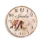 Relógio de Parede Jardin
