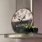Relógio de Parede Kitchen Oldway
