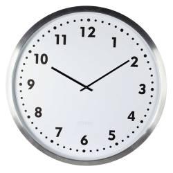 Relógio de Parede Prata/Branco em Alumínio Urban - 80x6,5 cm R$ 1.299,99 R$ 929,99 10x de R$ 93,00 sem juros
