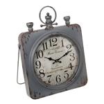 Relógio de Parede Parfumerie em Ferro - 50x38 cm