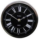 Relógio de Parede Paris 1863 Fullway em Aço
