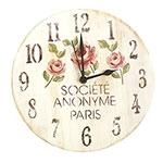 Relógio de Parede Anonyme Paris