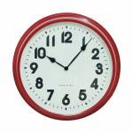 Relógio de Parede Sue Red Oldway - 52x9 cm