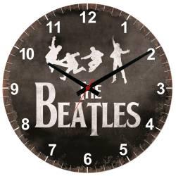 Relógio de Parede The Beatles em MDF - 28 cm R$ 129,95 R$ 93,95 1x de R$ 84,56 sem juros