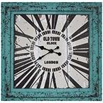 Relógio / Tela Azul Oldtown London Oldway
