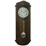 Relógio Top Design Moderno Vidro Curvo Goldway