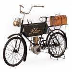 Réplica Motocicleta Adler Motorcycle Modelo 1903 em Ferro