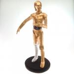 Robô C-3PO resina