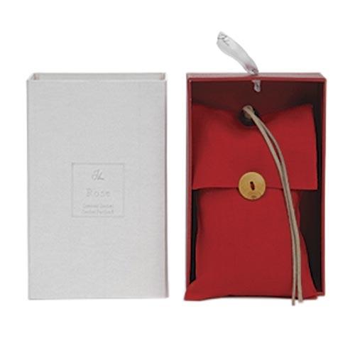 Sachê Vermelho - Perfume de Rosas - 7x4 cm
