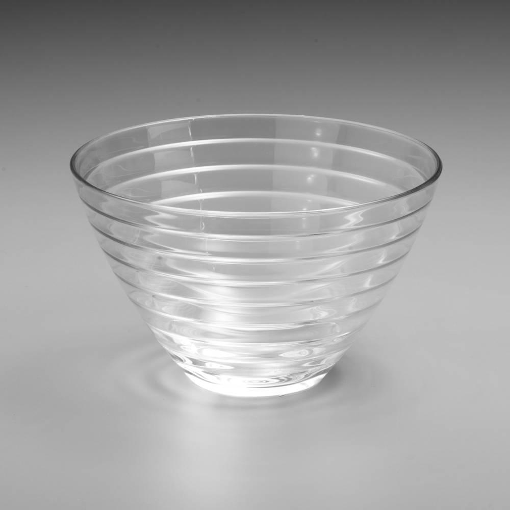 Saladeira Baguette Coppa em Vidro - 25 cm