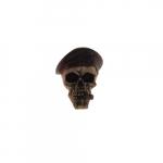 Skull boina marrom