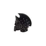 Skull soldado romano prata