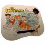 Suporte para Notebook Hanna Barbera Flintstones All Dancing em MDF - Urban - 48x38 cm