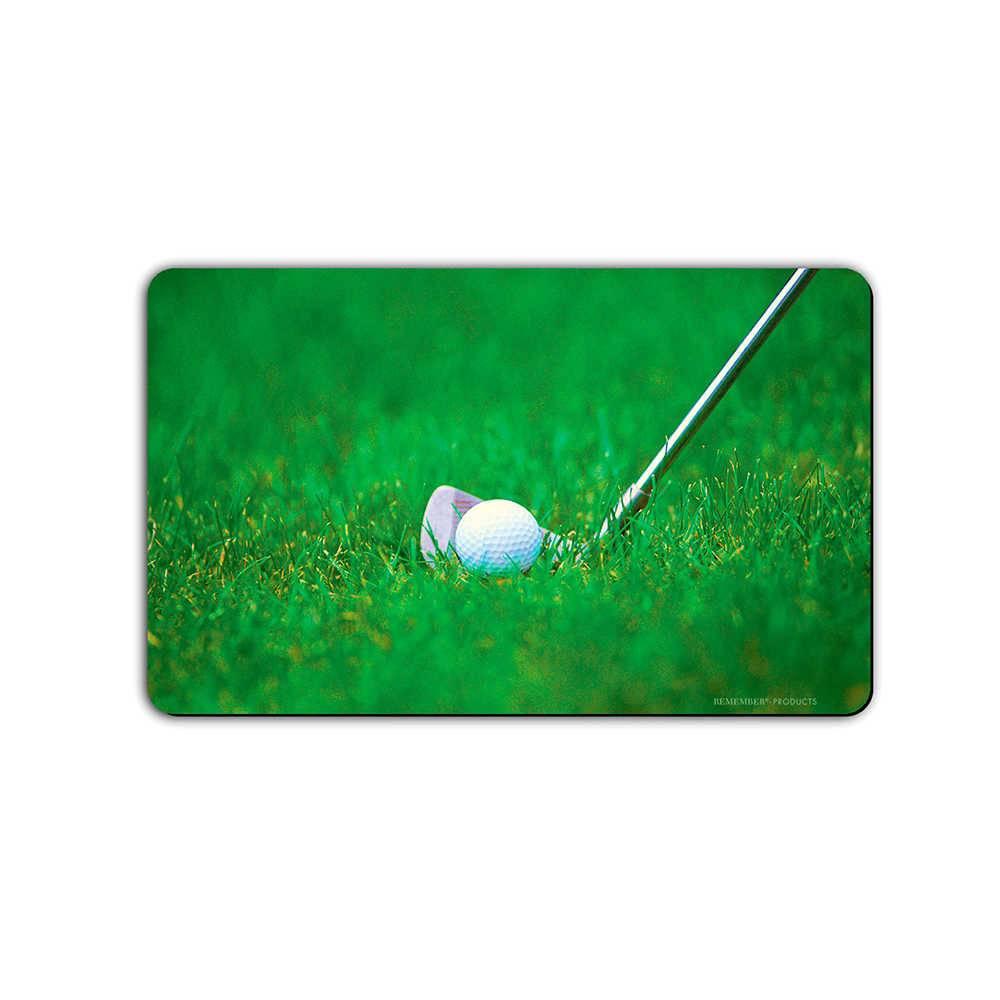 Tábua de Queijo e Pão Golfers Verde - Urban - 23,5x14,3 cm
