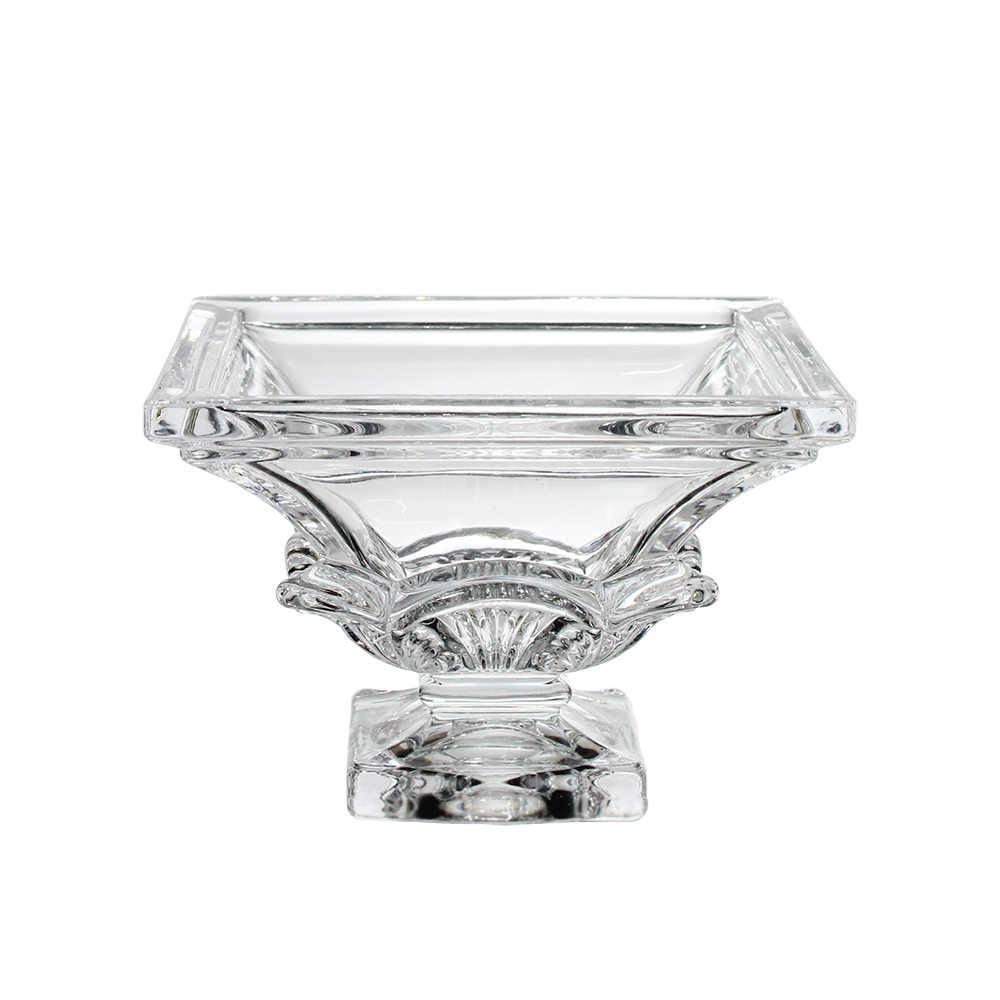 Taça Niesky Transparente em Vidro - 15,5x11 cm
