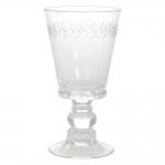 Taça de Vinho Branco Delirium Transparente em Vidro